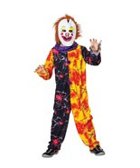 Halloween Clown Boy Medium, Jungen/Kinder/Kinder-Abendkleid-Partei-Kostü... - $20.28