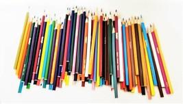 LOT of Mixed Brands Colored Pencils - Crayola, Prang, Artist's Loft