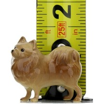 Hagen Renaker Dog Pomeranian Ceramic Figurine image 2