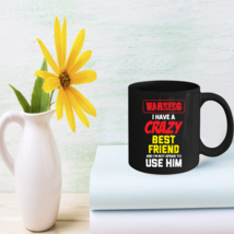 Gifts for crazy best friend Funny quotes lovers - $15.95