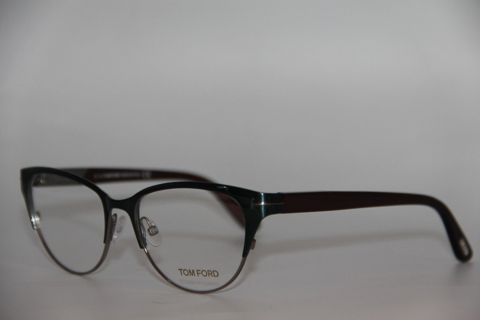 2b8a6bb006be0 New Tom Ford Tf 5318 089 Green Eyeglasses and 50 similar items