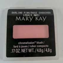 Mary Kay Chromafusion Eye shadow-  - Darling Pink/ Rose See Pics & Details  - $12.99