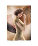 Hornet Park National Wind Maiden Door Decoration Bedroom Dressing Room D... - $36.46