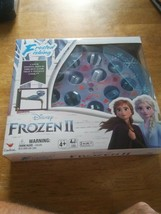 Disney Frozen 2 Frosted Fishing Snowflake Board Game for Kids & Families - $18.69