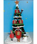"""Christmas Tree House"" PDF Digital E-Pattern By Susan Barmore - $12.00"
