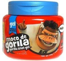 MOCO DE GORILA ROCKERO HAIR GEL JAR (red) - $8.12
