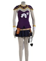 Fairy Tail Uniform Cosplay Costume-Lucy 8Pcs Set - $105.99+