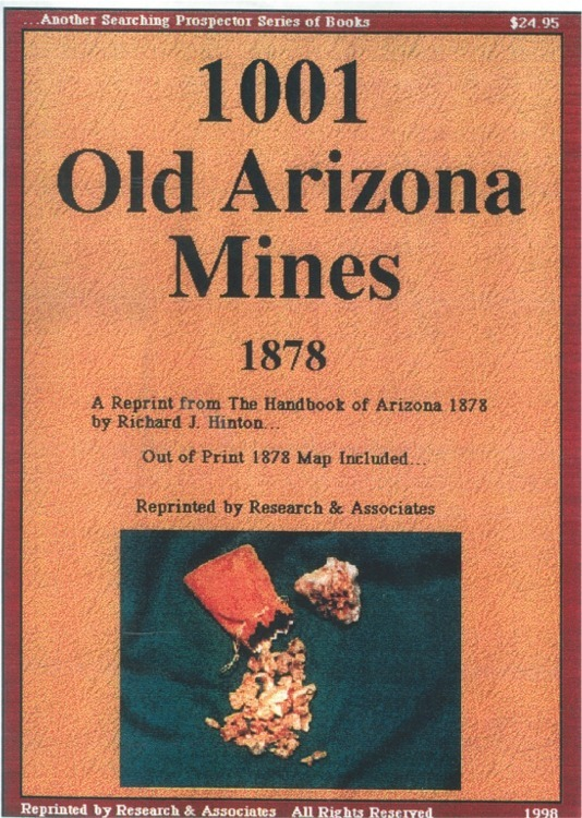 1001 old arizona mines