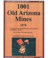1001 Old Arizona Mines ~ Gold Prospecting - $24.95
