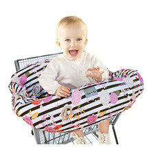 Itzy Ritzy Ritzy Sitzy Floral Cart and High Chair Cover - $58.16