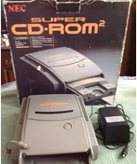 Modified Super Grafx, Super CD Rom^2, Arcade Card Duo, Games Express CD ... - $1,485.00