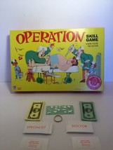 Milton Bradley Operation Game Complete Game Excellent condition - $14.85