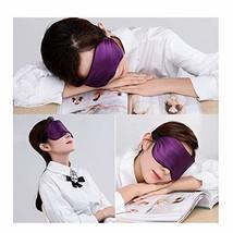 JKJK Night Sleep Mask, Silk Soft Eye Mask for Women Men with Adjustable ... - €5,68 EUR