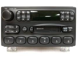 Ford Mercury am fm cassette radio. OEM original stereo. Factory remanufactured - $59.91