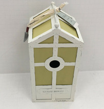 hallmark natures indoor outdoor decorative  bird house Marjolein Bastin  - $15.84