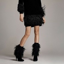 MICHAEL MICHAEL KORS Asha Feather Boot Size 5 MSRP: $285.00 - £158.97 GBP