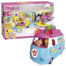 Pinypon Ambulance Of Pet Set Complete With Accessories Medicated Toys Girl - $240.69