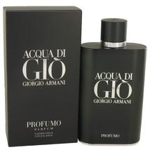 Giorgio Armani Acqua Di Gio Profumo 6.08 Oz Eau De Parfum Spray image 3