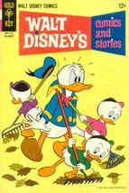 Walt Disney's Comics and Stories #327 VG; Dell | low grade comic - save ... - $2.99