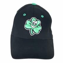 Notre Dame Fighting Irish Smiling Shamrock Cap Hat Black Flex Fit Youth ... - $14.25