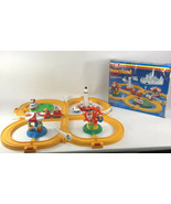Vintage 1986 Disneyland Train Toy Play Set Playmates - $29.69