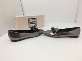 Ivanka Trump / Lelle / Pewter Multi Leather Women's Flats Size 7 M - $52.57