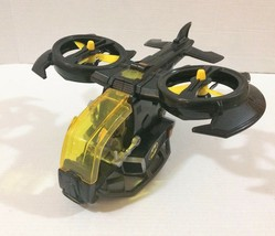 Fisher-Price Hero World Voice Comm Motion Max Batwing Helicopter Sounds! - $19.79