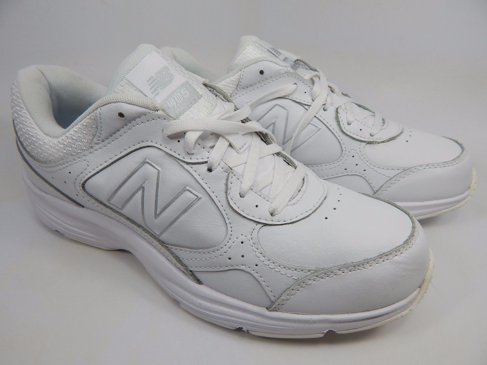 New Balance 405 Women's Walking Shoes Sz US 6.5 M (B) EU 37 White WW405SW2