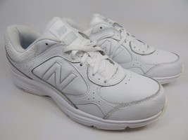 New Balance 405 Women's Walking Shoes Sz US 6.5 M (B) EU 37 White WW405SW2