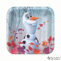 Disney's Frozen II Movie Paper Dessert Plates - $14.35