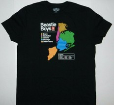 Beastie Boys Hip Hop To The 5 Boroughs Graphic Tee Shirt New - $23.99