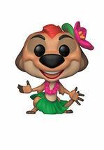 Funko 36413  Pop! Disney: Lion KingLuau Timon, Multicolor - $12.50