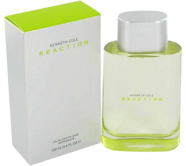 Kenneth Cole Reaction 3.4 Oz Eau De Toilette Cologne Spray