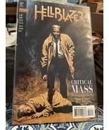 John Constantine Hellblazer Comic Book. Dc Vertigo Critical Mass Conclusion - $60.04