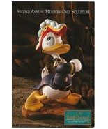 WDCC Disney Post Card Postcard 4x6 Unposted Sea Scouts Rear Admiral Dona... - $6.00