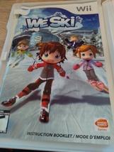 Nintendo Wii We Ski - COMPLETE image 2