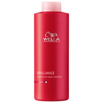Wella Professionals Brilliance Coarse Conditioner (1000ml) - $135.01