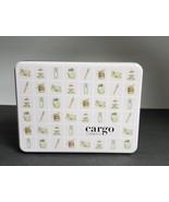 Cargo Cosmetics  Rectangle  Tins can Empty Box, 6pcs  - $5.00