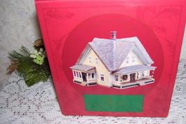 HALLMARK ORNAMENT SARAH PLAIN & TALL PRAIRIE HOME MIB - $15.98