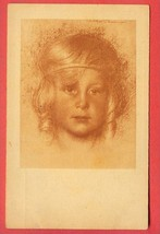 M153430 / Germany Art Walter Schachinger - LITTLE GIRL - 196 USED BRNO - $9.00