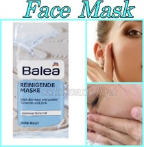 BALEA Mask for Face Cleansing Mask Paraben-Free Unisex 16ml. - $5.69
