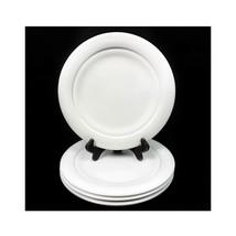 """Lenox Aspen Ridge Dinner Plates 11"""" white - $74.10"""