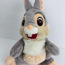"Disney Parks Thumper Plush Stuffed Rabbit Animal Souvenir Bambi 11"" - $29.69"