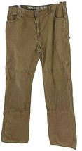 Dickies Relaxed Fit Double Knee Work Pants Mens 38 x34 Utility Carpenter... - $12.13