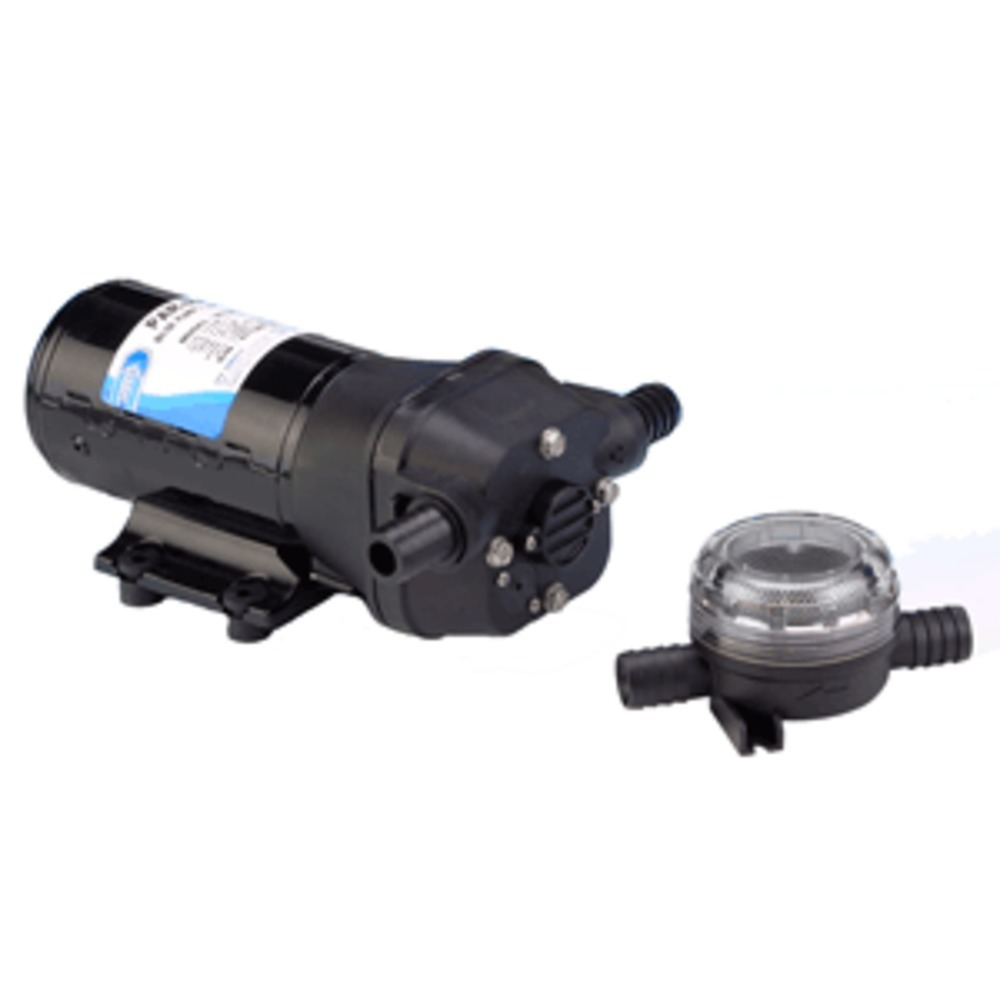 Jabsco PAR-Max 4 Bilge/Shower Drain Pump 12V for sale  USA