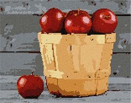 pepita Basket Apples Needlepoint Kit - $120.78