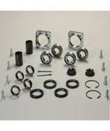 Bearing, Seal, Spacer, Cap, And Snap Ring Kit For Both Rear Irs Trailing... - $217.95