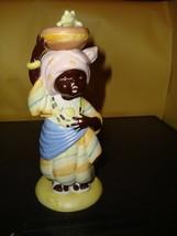 The Franklin Mint U. N. Children Diodu From Nigeria 1978 Porcelain Figurine EX  - $9.09