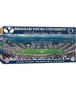 MasterPieces NCAA Brigham Young BYU Cougars, Stadium Panoramic Jigsaw Pu... - $24.92
