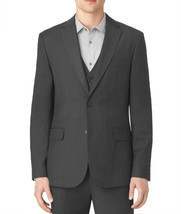 NEW MENS CALVIN KLEIN GRANITE HEATHER BLAZER JACKET SPORT COAT S - $32.19
